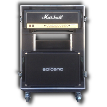 Marshall AMP soldano Box Flightase