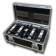 SGM LED Stroboskop Flightcase