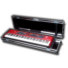 nord stage 2 EX Keyboard Flight Case